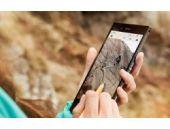 Dev ekranlı yeni telefonu görücüye çıkıyor