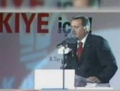 AK Parti kongresinde Erdoğan filmi