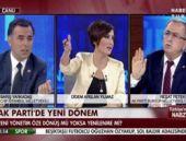 Erdoğan polemiği sunucuyu çileden çıkarttı!