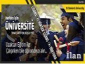 Herkes için üniversite!