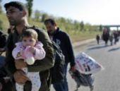 TEM'de mülteci krizi! Polis müdahale etti!