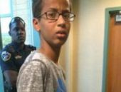 14 yaşındaki Muhammed'in yaptığı saati Teksas polisi bomba sandı