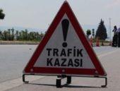 Kocaeli'de işçi ve öğrenci servisi çarpıştı: 13 yaralı!
