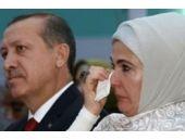 Erdoğan çiftinin acı günü! Apar topar...