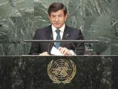 Başbakan Davutoğlu BM'de konuştu!