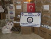 356 Bin 180 paket kaçak sigara!