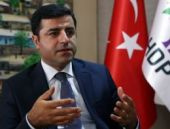 Demirtaş'tan Davutoğlu'na Hacı Birlik tepkisi!