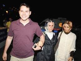 Esra Erdoğan Albayrak engel tanımadı