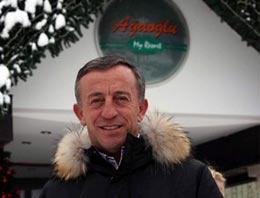 Ali Ağaoğlu Murat Başaran'ın klibinde Rafaella Ferraro ile kameraların karşısında