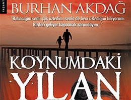 Müge Anlı'nın, eski eşi Burhan Akdağ'ın yazdığı Koynumdaki Yılan kitabının toplatılması talebi mahkemeden döndü.