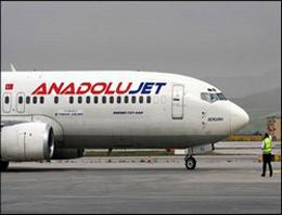 Anadolu Jet'in Siirt-Ankara uçak seferleri iptal edildi