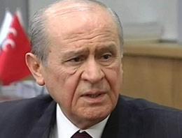 MHP'de milletvekili aday listesi Genel Başkan Devlet Bahçeli tarafından belirlendi.