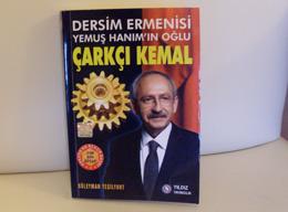 CHP lideri Kılıçdaroğlu hakkında yazılan Çarkçı Kemal kitabı Meclis'te milletvekillerine dağıtıldı