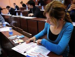 2011-KPSS A Grubu ve Öğretmenlik Sınavı sonuçları açıklandı