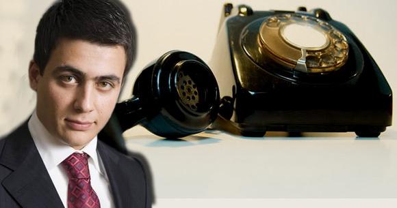 Melih Gökçek'in oğlu Osman Gökçek'in çete lideri İskender Çolak ile yaptığı telefon görüşmesi kayıtları basına sızdı