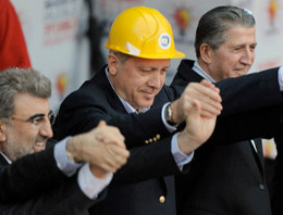 Zonguldak'ta seçmenine seslenen Başbakan Recep Tayyip Erdoğan'ı seçmenler böyle yalanladı