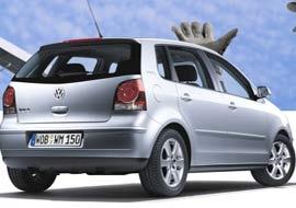 281 YTL taksitle Volkswagen Polo