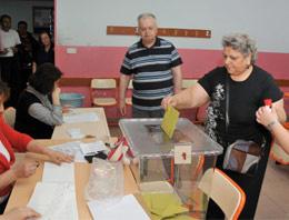Oy kullandığınız sandıktan hangi partiye kaç oy çıktı.