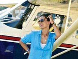 THY'nin gelecekteki pilot adaylarından Safiye Ademoğlu Kadın Pilotlar Hava Derbisi olarak bilinen Air Race Classic yarışına katıldı.