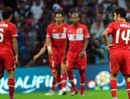 Milli takımımızın da yer aldığı (A) grubundaki maçların ardından puan durumu şöyle oluştu