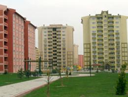 TOKİ tarafından Ankara'nın batısına kurulan Yapracık Konutlarında 1146 konut satışa çıkıyor
