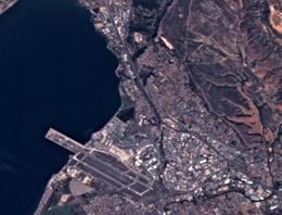 Türkiye'nin uzaya fırlattığı ilk milli yer gözlem uydusu RASAT'ın, dünyanın dört bir tarafından çektiği ilk görüntüler yayınlandı