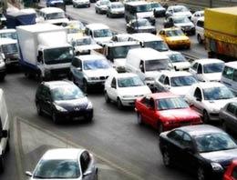 Motorlu Taşıtlar Vergisi ilk taksit ödemelerinde son gün 31 Ocak...