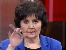 Ayşenur Arslan Birand'ı boğmak istiyor?
