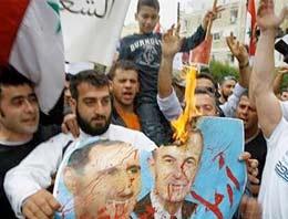 Suriye'de yaşanan iç savaş ve vahşet kan donduruyor...