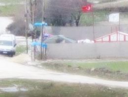 Hatay'da Suriye'den kaçanların yerleştirildiği kamplarda asayişi bozanların yerleştirildiği gizli bir kamp olduğu ortaya çıktı