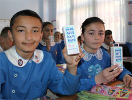 İşte okullara süt veren firmalar