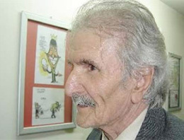 Ünlü karikatürist vefat etti