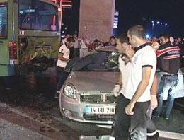 Kocaeli'de trafik kazası: 1 ölü 4 yaralı