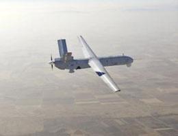 Türk yapımı insansız uçak düştü!