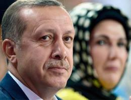 Erdoğan eşine hakaret etmiş!