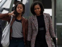 Obama ailesinin en şık üyesi