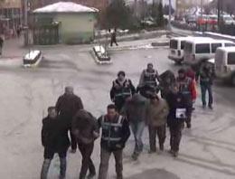 Eskişehir'de şok tecavüz operasyonu