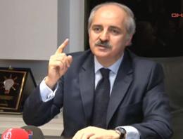 AK Parti'nin başına Numan Kurtulmuş mu geçiyor?