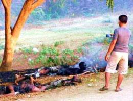 Arakan'da Müslüman katliamı sürüyor