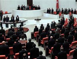 Hayrünisa Gül ilk kez Meclis'e ayak bastı