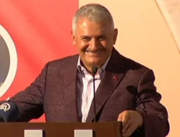 Marmaray'a binen İhsanoğlu'na Binali Yıldırım'dan tepki
