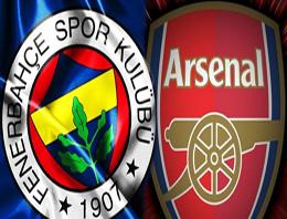 Fenerbahçe Arsenal maç linkleri-Canlı izle