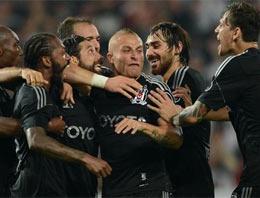 Trömsö Beşiktaş (BJK) maçı golleri-özeti!