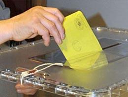 2014 yerel seçim- Seçmen Listesi SORGULA