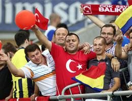 Türkiye Romanya maçı özeti ve golleri