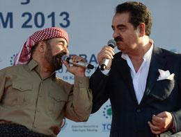 Kuzey Irak'ta Tatlıses izdihamı