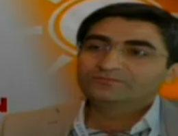 AK Parti (AKP) Batman Belediye Başkan adayı Mehmet Emin Ekmen