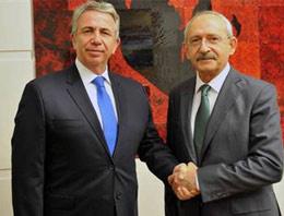 CHP Ankara kulisleri bu iddia ile sallandı