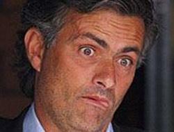 Mourinho bu zamana kadar rakip meslekdaşları Arsene Wenger, Rafa...
