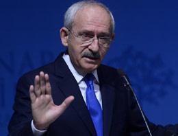 Kılıçdaroğlu'ndan Erdoğan'a 'başçalan'